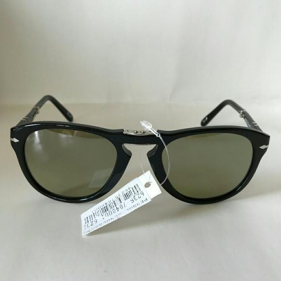 348276fea7 Persol Sunglasses Po0714 Steve Mcqueen Folding